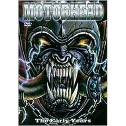 Motorhead: The Early Years DD5.1