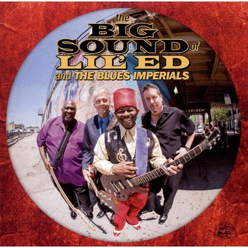 The Big Sound of Lil' Ed & the Blues Imperials [CD]