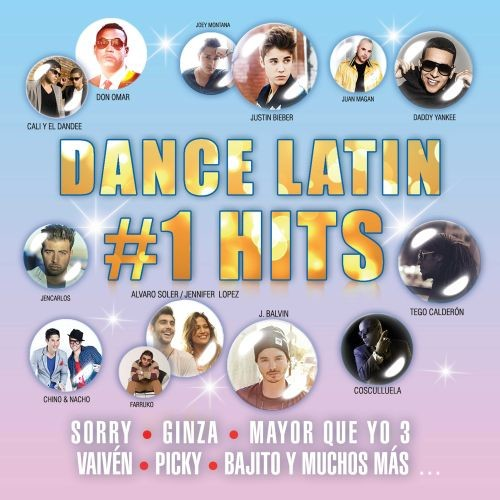 Dance Latin #1 Hits [CD]