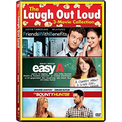 The Bounty Hunter/Easy A/Friends with Benefits (DVD)