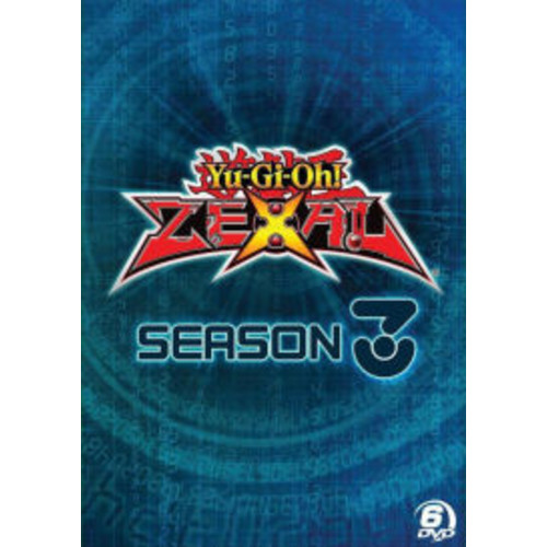 Yu-Gi-Oh!: Season 3 (DVD)