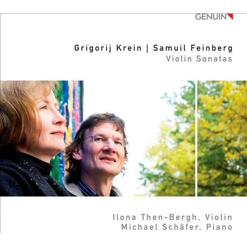Violin Sonatas-CD