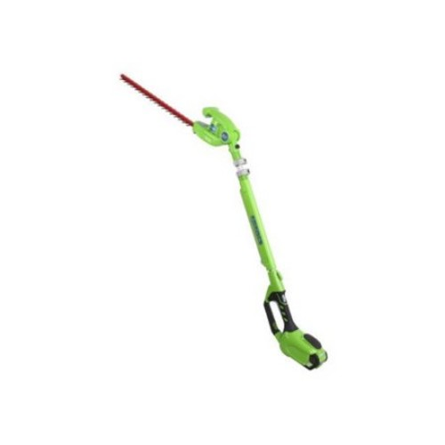 Greenworks 22272 40V G-MAX Cordless Lithium-Ion 20 in. XR Dual Action Hedge Trimmer