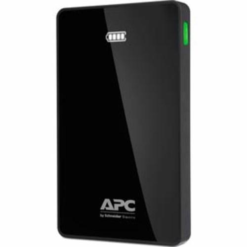 APC Mobile Power Pack 10,000mAh Li-Polymer Retail - Black