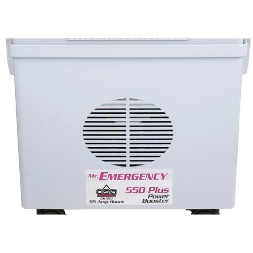 CSA Emergency Power Supply