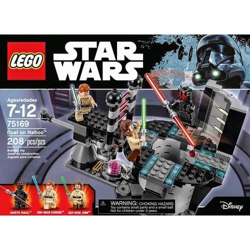 LEGO - Star Wars Duel on Naboo