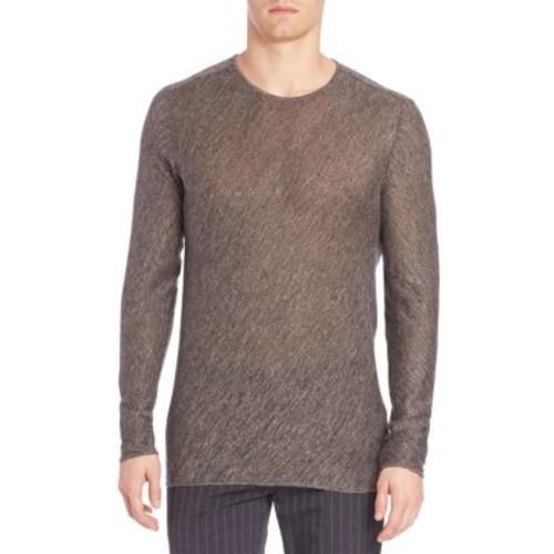 Acne - Melange Crewneck Sweater