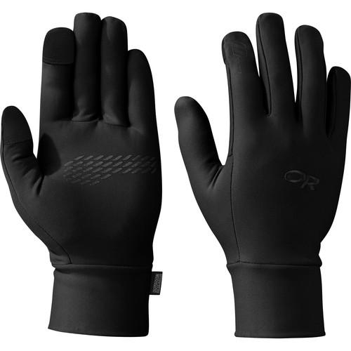 Outdoor Research Kids' PL Sensor Liner Gloves [Black-001,Small]