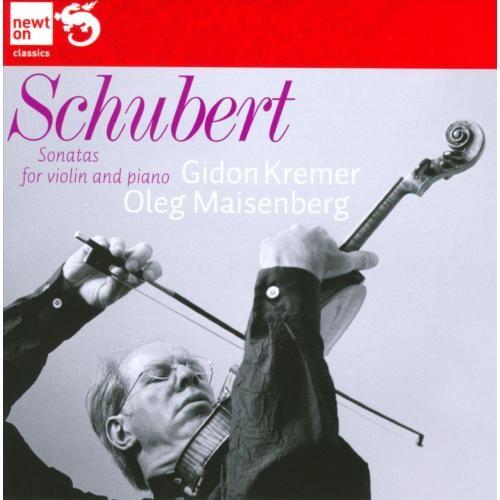 Schubert Sonatas For Violin & Piano - CD
