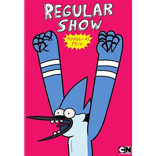 Cartoon Network: Regular Show - Mordecai Pack DVD
