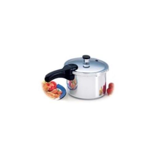 Presto 01241 Pressure Cooker 4Qt Aluminum