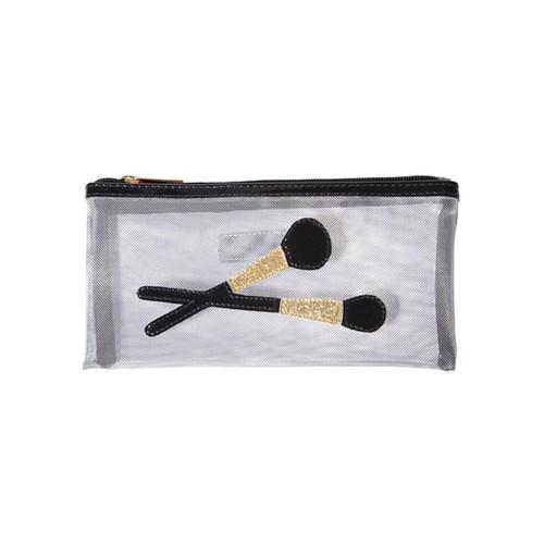 Moya Makeup Brushes Mesh Bag
