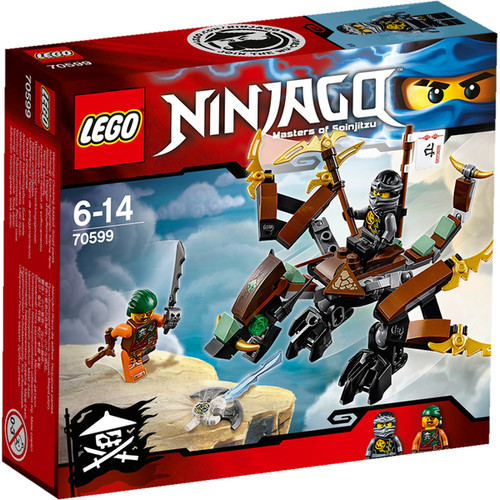 LEGO Ninjago Cole's Dragon (70599)