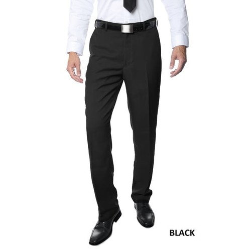 Premium Men's White Regular Fit Formal and Business Dress Pants