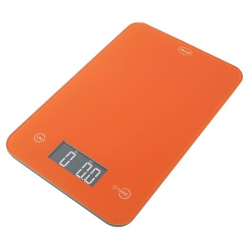 American Weigh Scales - ONYX Digital Kitchen Scale - Orange