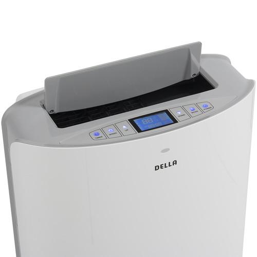 Della 048GM48265 14,000BTU Portable Air Conditioner/Heater - White