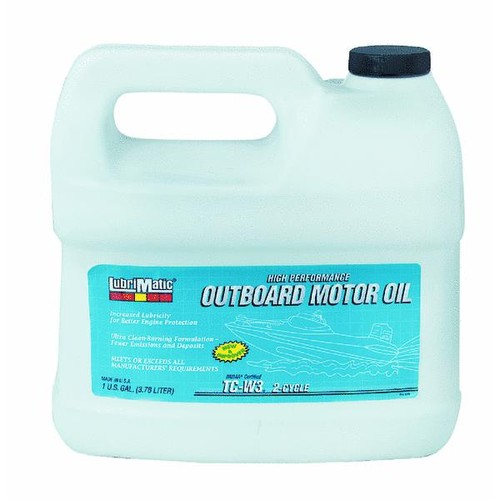 LubriMatic Outboard 2-Cycle Motor Oil - 11592
