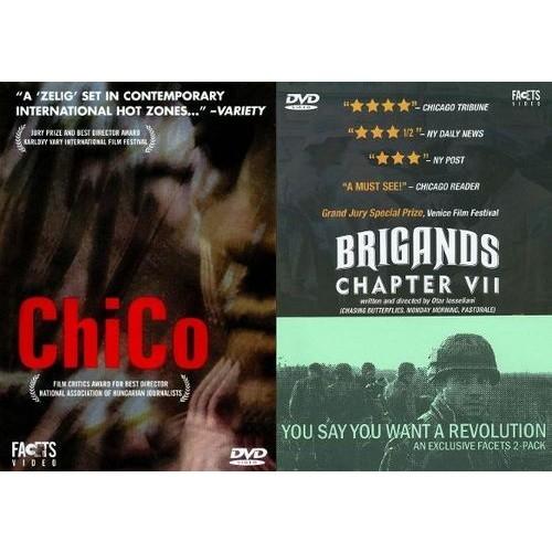 Brigands: Chapter VII/Chico [2 Discs] [DVD]