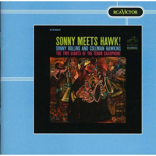 Sonny Rollins - Sonny Meets Hawk