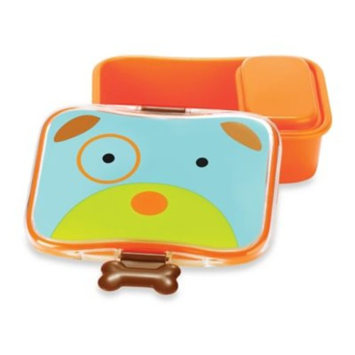 SKIP*HOP Zoo Lunch Kit in Dog