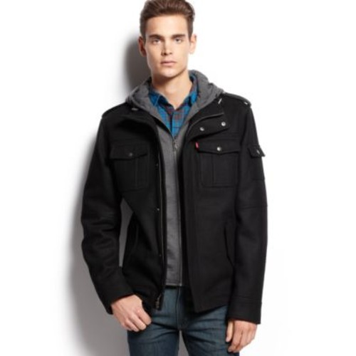 Levi's Hooded Jacket