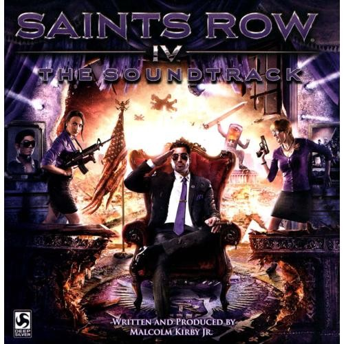 Saints Row IV [Original Video Game Soundtrack] [CD]