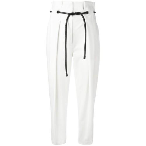 3.1 PHILLIP LIM Origami Pleat Trousers