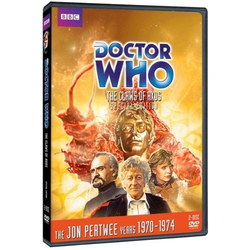 The Doctor Who: The Claws of Axos [DVD]
