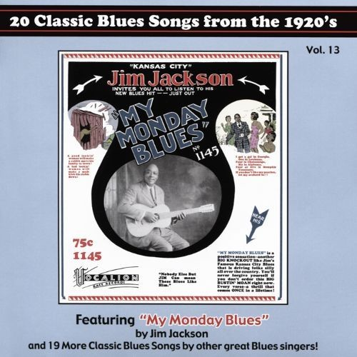 My Monday Blues [CD]