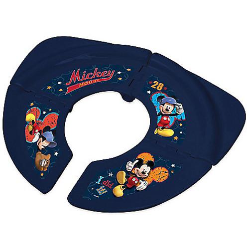 Disney Mickey Folding Travel Potty Seat with Storage Bag