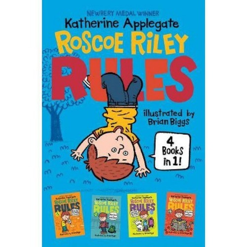 Roscoe Riley Rules ( Roscoe Riley Rules) (Hardcover)