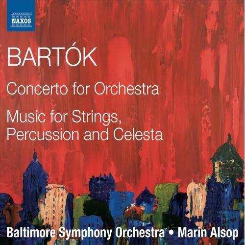Bartk: Concerto for Orchestra [CD]