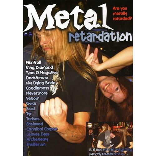 Metal Retardation: Are You Metally Retarded? (DVD)