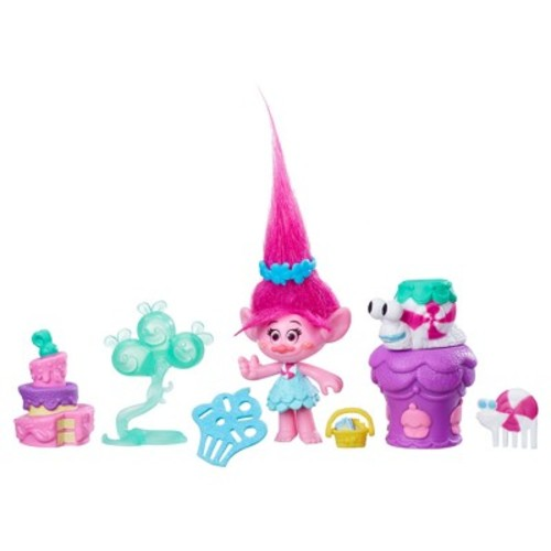 DreamWorks Trolls Poppy's Party Story Pack Playset