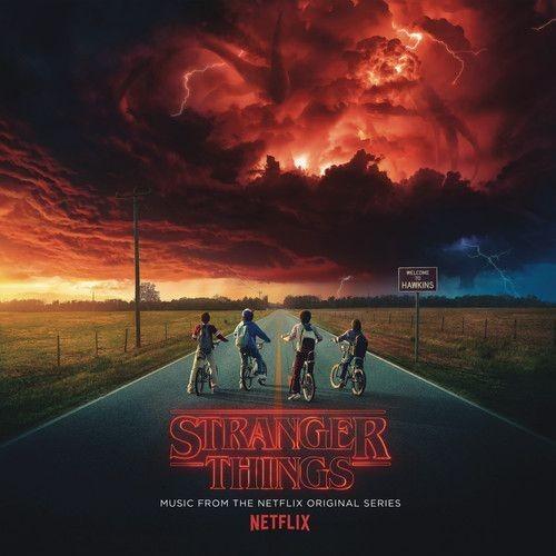 Stranger Things [Music From the Netflix Original Series] [LP] - VINYL
