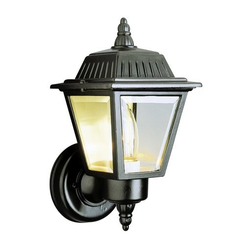 Trans Globe Lighting 4006 Single Light Up Lighting Outdoor Wall Sconce from the Outdoor Collection