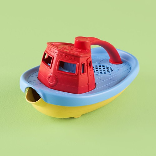 Green Toys Tubby the Tugboat