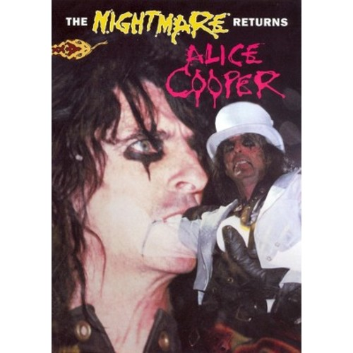 Alice Cooper: The Nightmare Returns [DVD] [1986]