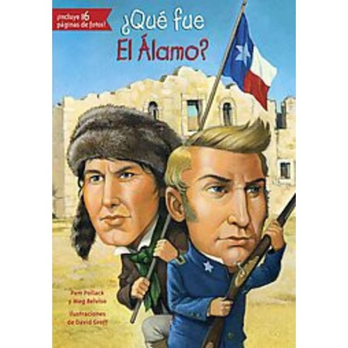 Que fue El Alamo? / What was the Alamo? (Paperback)