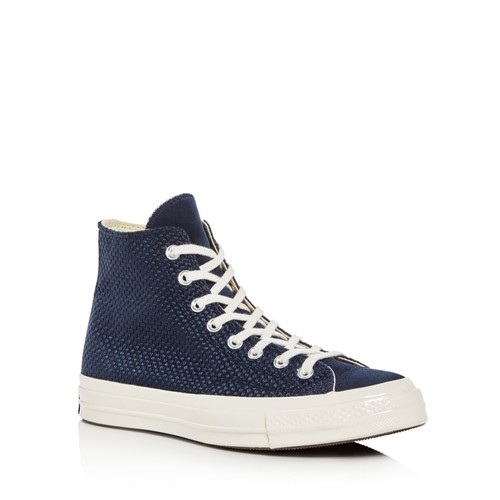 Men's Chuck Taylor All Star 70 Woven High Top Sneakers
