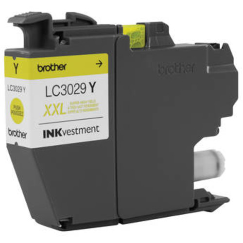 LC3029Y Super High Yield INKvestment Yellow Ink Cartridge