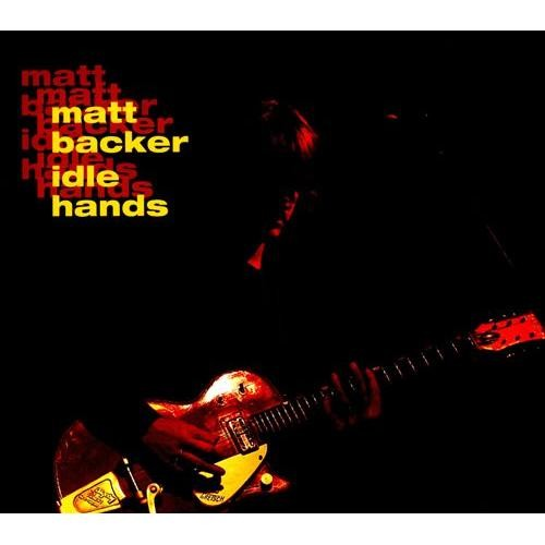 Idle Hands [CD]