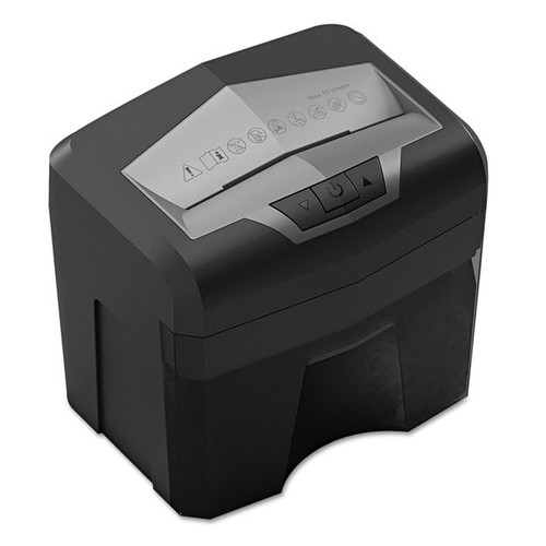 Universal 48100 Light-Duty Cross-Cut Shredder 10 Sheet Capacity