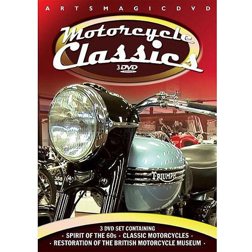 Motorcycle Classics [DVD]