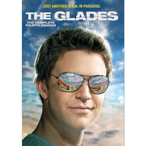 The Glades: The Complete Third Season [3 Discs] [DVD]