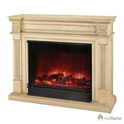 Real Flame Elise Electric Fireplace