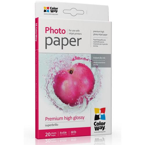 Premium High Glossy Photo Paper