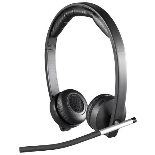 Logitech H820e Wireless Dual Headset [Dual]