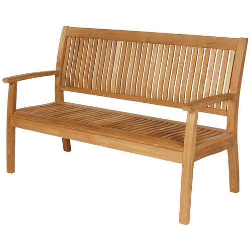 Monaco Teak Seat Bench