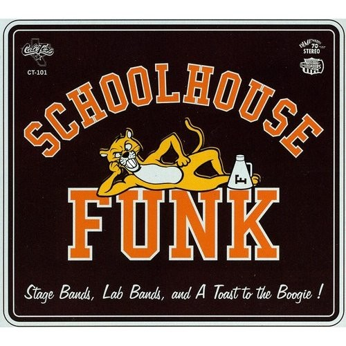 Schoolhouse Funk [CD]